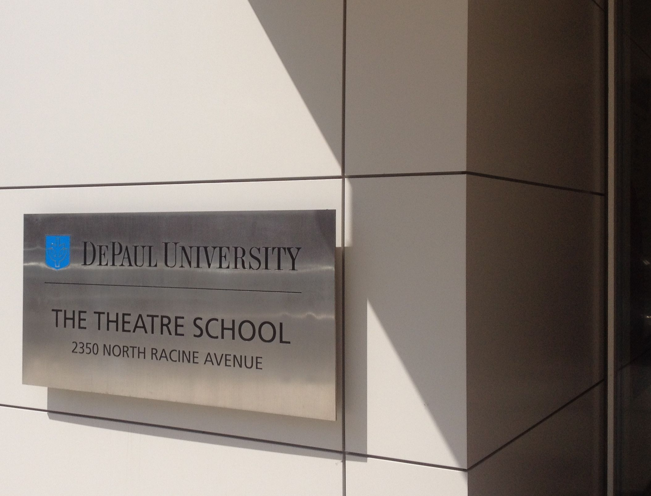 A Conversation with DePaul Theatre School Admissions